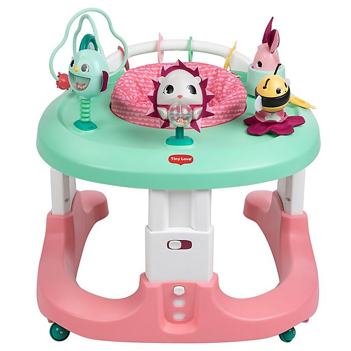 Alternate image 1 for Tiny Love® Princess Tales™ 4-in-1 Here I Grow Activity Center