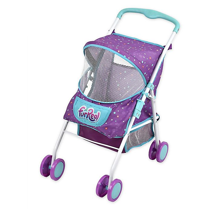 Alternate image 1 for Hauck FurReal Friends Toy Pet Stroller