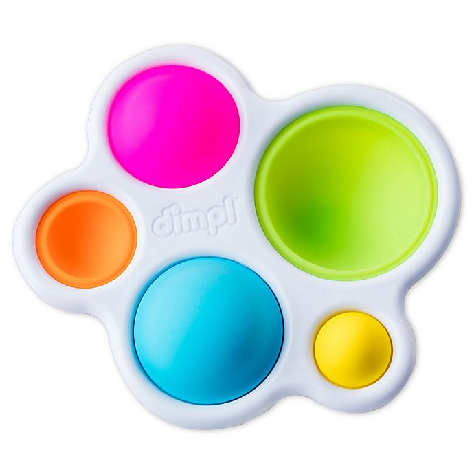 Alternate image 1 for Fat Brain Toys® Dimpl™ Interactive Toy