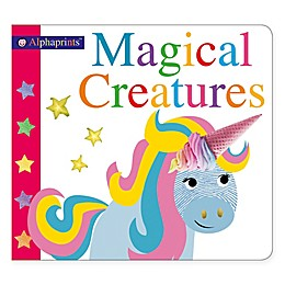 """""""Alphaprints™ Magical Creatures"""" by Roger Priddy"""