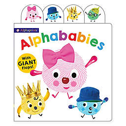 """Alphaprints™ Alphababies"" by Roger Priddy"