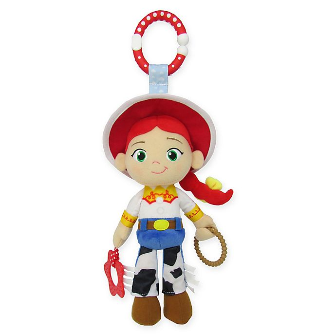 Alternate image 1 for Disney® On The Go Toy Story Jessie Activity Toy