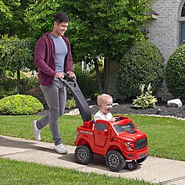 Step2® Ford® F150 Raptor™ 2-in-1 Ride-On in Red