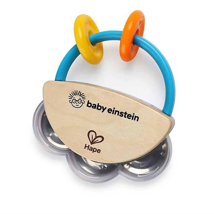 Alternate image 1 for Baby Einstein™Tiny Tambourine™ Wooden Musical Toy