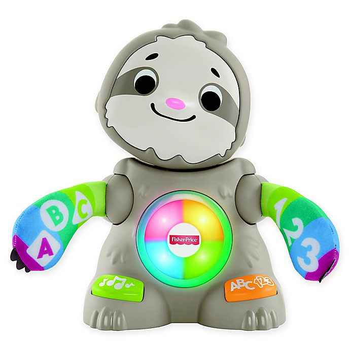 Alternate image 1 for Fisher-Price® Linkimals™ Smooth Moves Sloth Interactive Toy