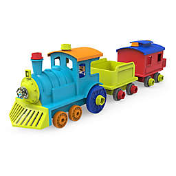 Educational Insights® Design & Drill Train Playset