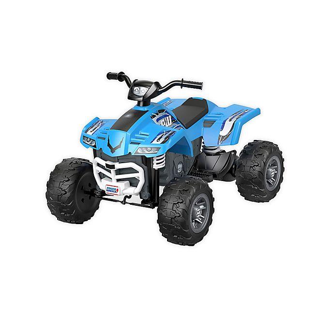 Alternate image 1 for Fisher-Price® Power Wheels® Racing ATV