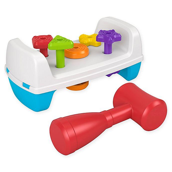 Alternate image 1 for Fisher-Price® Tap & Turn Bench