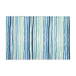 Cool Summer Stripe Indoor/Outdoor Placemats (Set of 4)