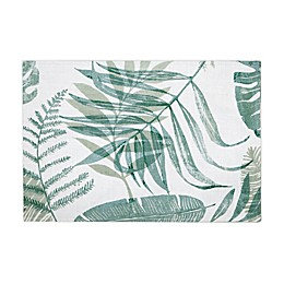Tranquil Palm Indoor/Outdoor Placemats (Set of 4)