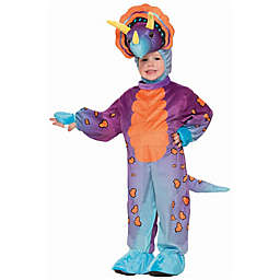 Spunky Triceratops Toddler's Halloween Costume
