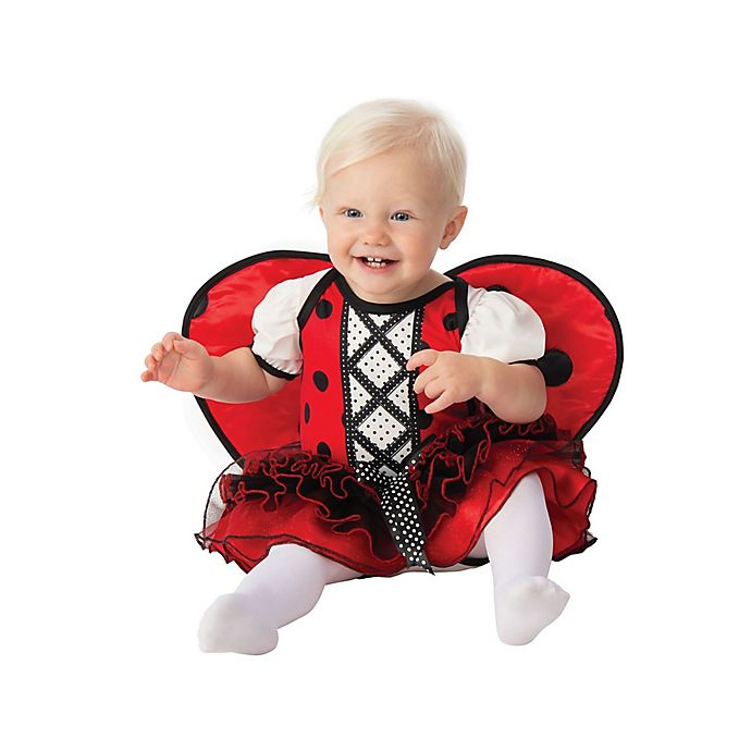 Alternate image 1 for Ladybug Infant/Toddler Halloween Costume