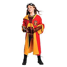 Harry Potter™ Gryffindor Quidditch Child's Halloween Costume in Red