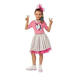 JoJo Siwa Kid in Candy Store Child's Halloween Costume in Pink