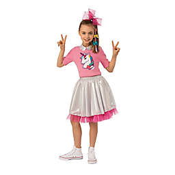 JoJo Siwa Kid in Candy Store Child's Halloween Costume in Pink