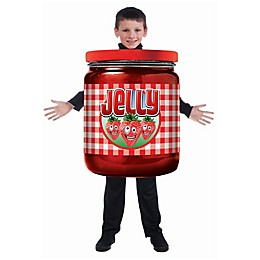 Jelly Jar Children's Halloween Costume in Red