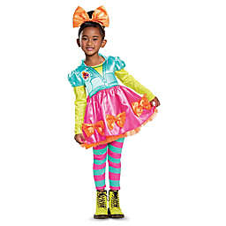 L.O.L. Neon Q.T. Classic Children's Halloween Costume in Pink