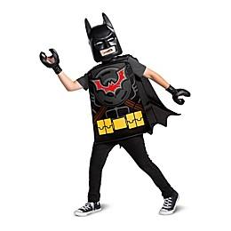 Lego Movie 2 Batman Basic Child's Halloween Costume in Black