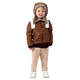 Amelia the Aviator Toddler Halloween Costume