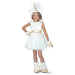 Golden Unicorn Child's Halloween Costume