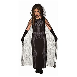 Graveyard Spirit Dress Child's Halloween Costume