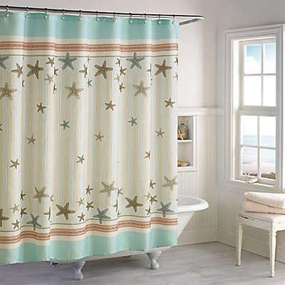 Tremiti 72-Inch x 72-Inch Shower Curtain