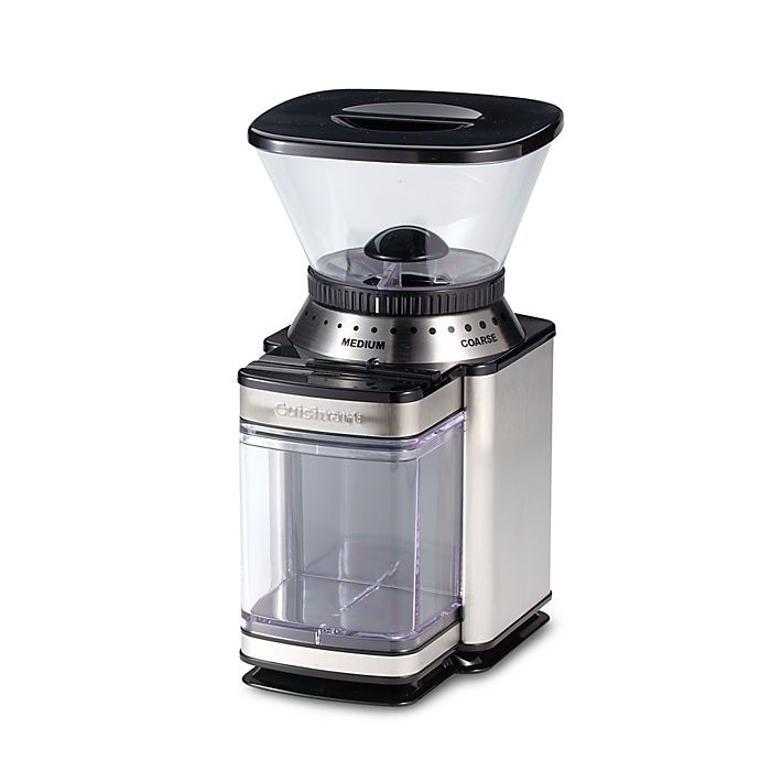Alternate image 1 for Cuisinart® Supreme Grind™ Automatic Burr Mill
