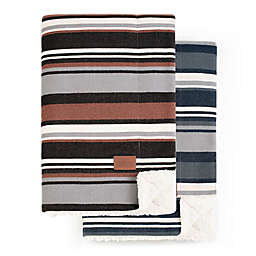 Pendleton® Brantly Stripe Reversible Throw Blanket
