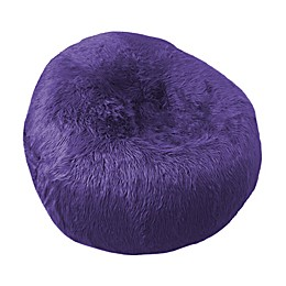 Iron Cloud™ Faux Fur Upholstered Galaxy Chair
