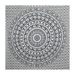 WallPops!® Kashvi 89-Inch x 80-Inch Wall Tapestry