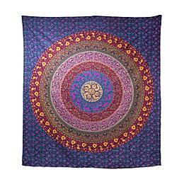WallPops!® Meher 89-Inch x 80-Inch Wall Tapestry in Purple
