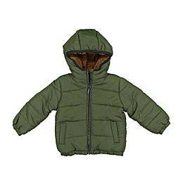 OshKosh B'gosh® Toddler Bubble Coat in Olive