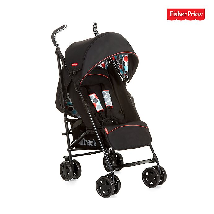 Alternate image 1 for Hauck Palma Compact Stroller