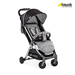 Hauck Swift Plus Stroller in Silver/Charcoal