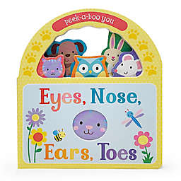 """Cottage Door Press  """"Eyes, Nose, Ears, Toes"""" Handle Book by Mei Matsuoka"""