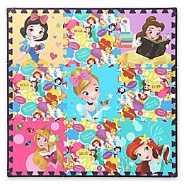 Disney® Princess 9-Piece Flooring Tiles Set