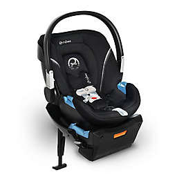 CYBEX Aton 2 SensorSafe™ Infant Car Seat in Lavastone Black