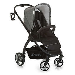 Hauck PROsafe35 Apollo Travel System in Grey