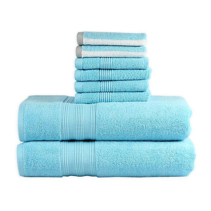 Alternate image 1 for Freshee™ 8-Piece Assorted Towel Set