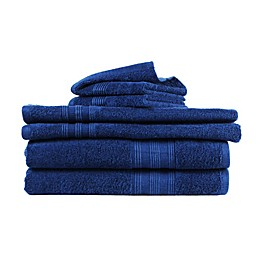 6-Piece Solid Freshee Towel Set
