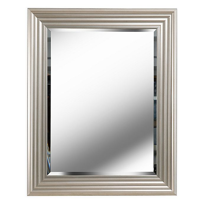 Alternate image 1 for Kenroy Home Lyonesse Rectangular Mirror