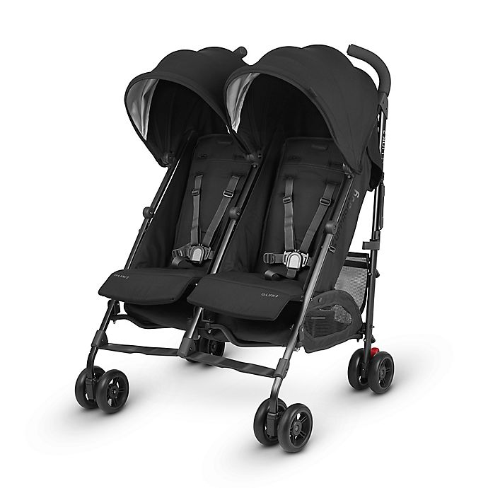 Alternate image 1 for G-LINK® 2 Double Stroller by UPPAbaby® in Jake