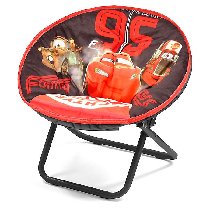 Disney Cars Upholstered Mini Saucer