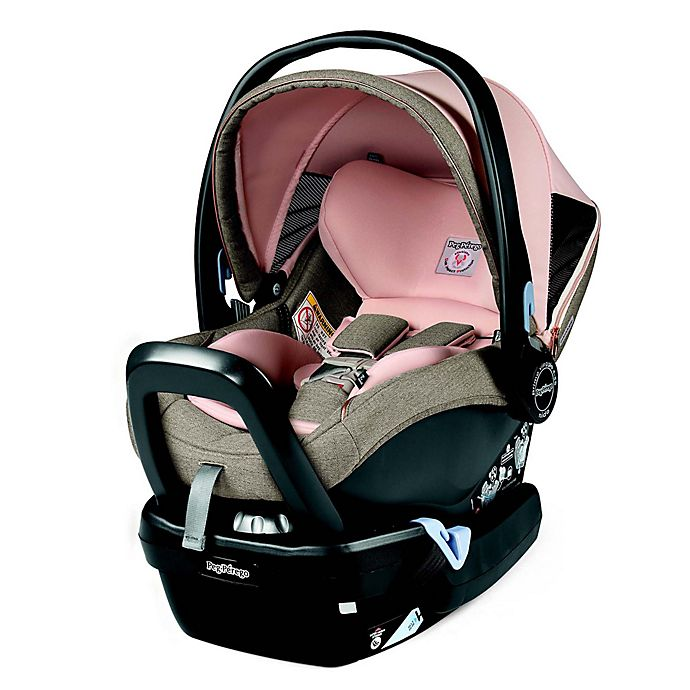 Alternate image 1 for Peg Perego® Primo Viaggio 4-35 Nido Infant Car Seat in Rose Gold/Beige