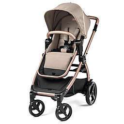 Peg Perego Ypsi Mon Amour Full Size Stroller in Rose Gold