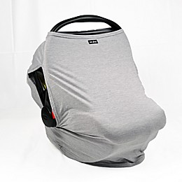 UPF 50+ Car Seat Cover with Side Vents