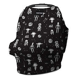 Milk Snob® Multi-Use Star Wars™ Little Rebel Car Seat Cover in Black