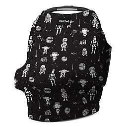 Milk Snob® Multi-Use Star Wars™ Little Rebel Car Seat Cover in Black