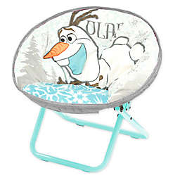 Disney® Frozen™ Upholstered Mini Kids Saucer Chair