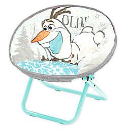 Disney® Frozen™ Upholstered Mini Kids Saucer Chair